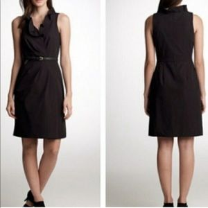 J. Crew Blakely Dress in black Size 12